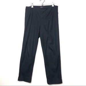 Lafayette 148 black dress pants 8 B4